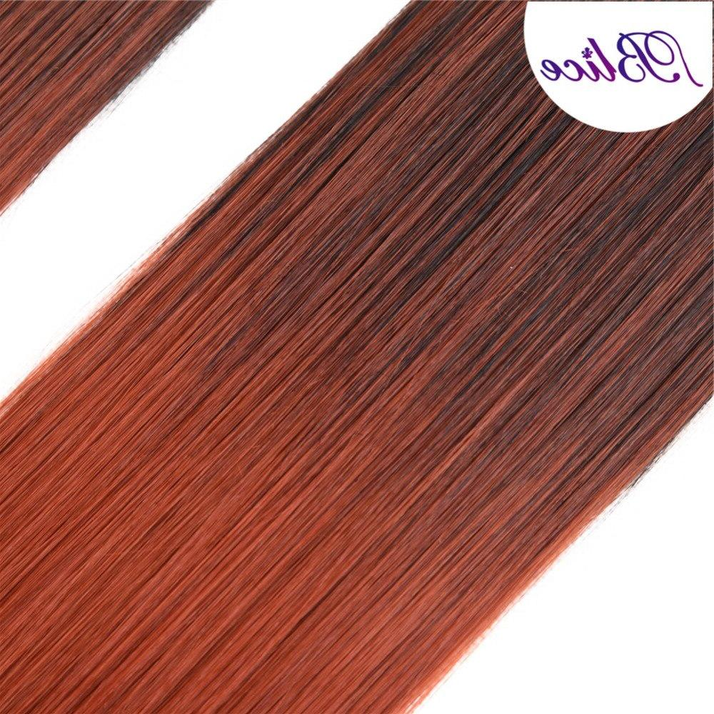 Blice Synthetic Hair <font><b>18</b></font> Mix #1B/350 Yaki Double Weft Sew Extensions