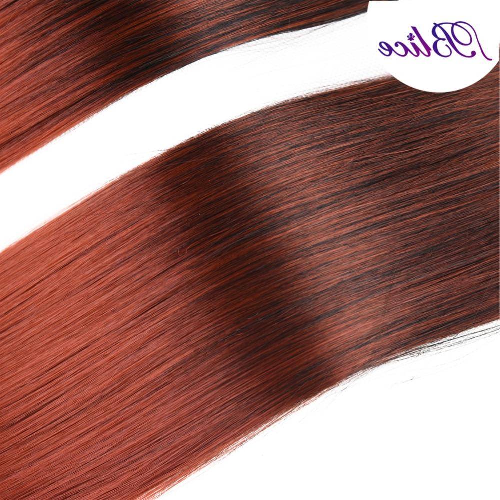Blice Synthetic Hair <font><b>18</b></font> Mix Yaki Double Long Weft Extensions