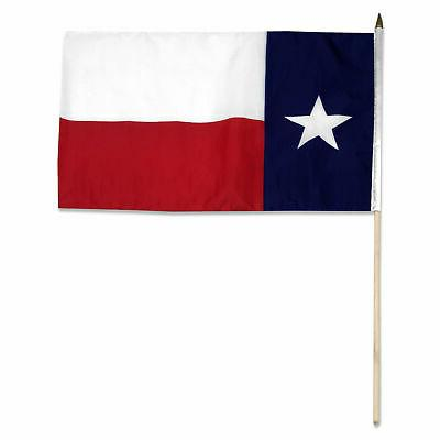 texas flag 12 x 18 inch