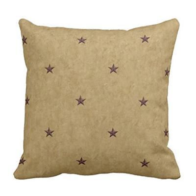 Throw Pillow Cover Square 18 By 18 Inch Cushion Pillowcase A