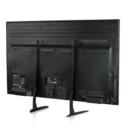 "Tabletop Stand VESA 800x400 TV 27"" 32 65"" Vizio"