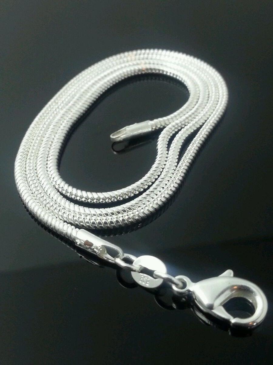 "Silver 18"" 20"" Jewelry"