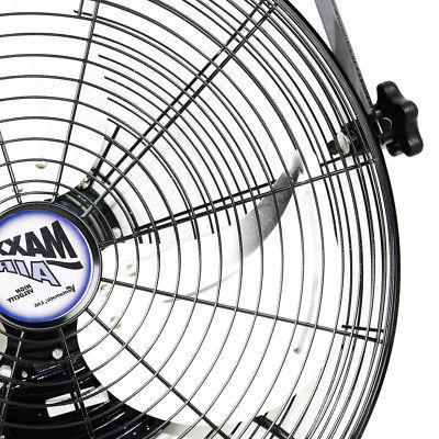 Ventamatic HVWM 3-Speed High Velocity Mount Fan - HVWM 18