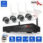 960P Wireless NVR Kit P2P HD Outdoor IR CUT Security IP Came