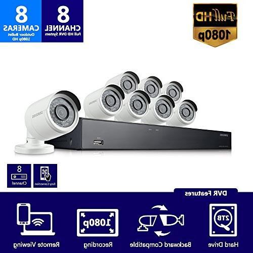 wisenet sdh b74081bn dvr security