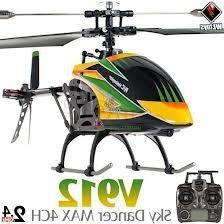 wl v912 4ch sky dancer