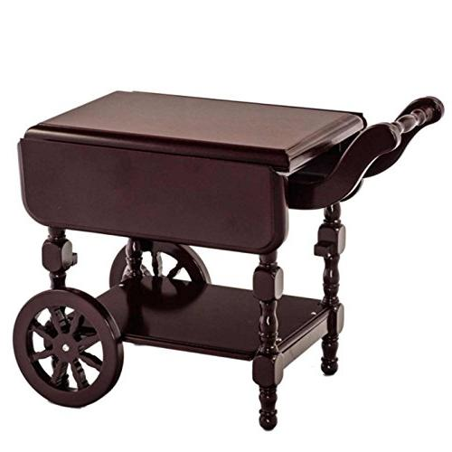 The Queen's Treasures Moveable Drop Cart Scaled American Girl Furniture 18