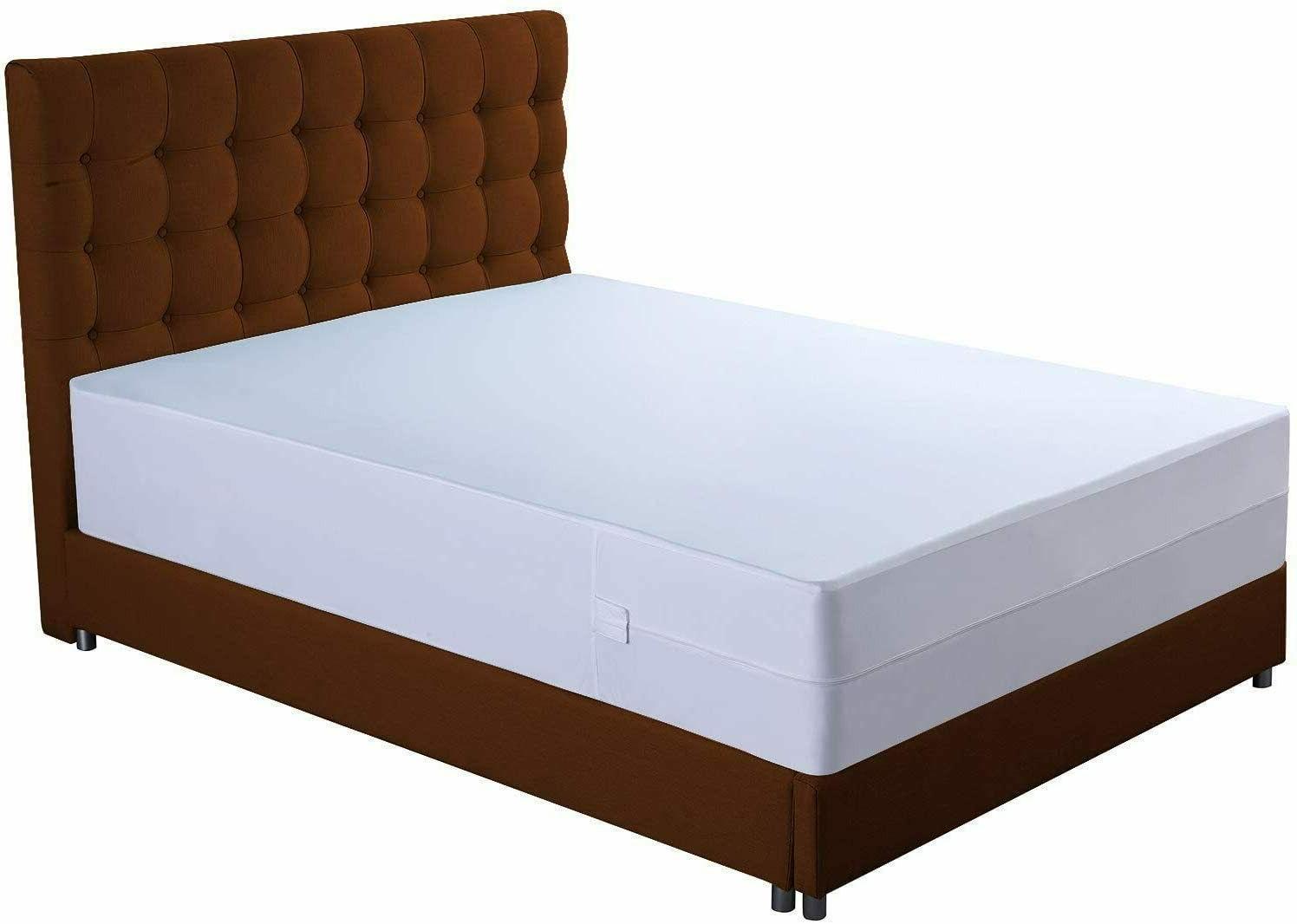 waterproof mattress protector encasement style breathable me