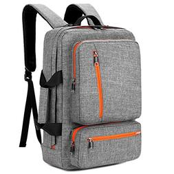 SOCKO 18.4 Inch Laptop Backpack with Side Handle and Shoulde