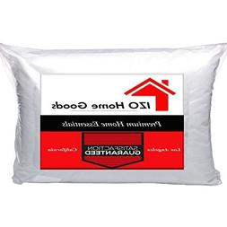 IZO Home Goods Lumbar Sham Stuffer Hypo-allergenic Poly Pill