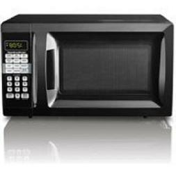 Hamilton Beach 0.7 cu ft Microwave Oven   actualColor: White