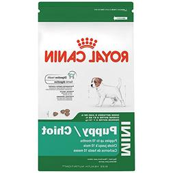 Royal Canin Mini Puppy Dry Dog Food 13-lb bag