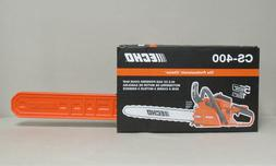 *NEW* ECHO CS-400 18 Inch 40.2 cc Gas 2-Stroke Chainsaw