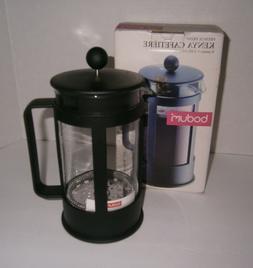 NIB Bodum Kenya 8-Cup French Press Coffee Maker 34-Ounce  FR