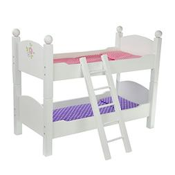 Olivia's Little World - Princess Double Bunk Bed    Wooden 1