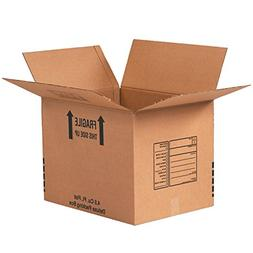 "Partners Brand P241818DPBMS Deluxe Large Moving Boxes, 24"" L"