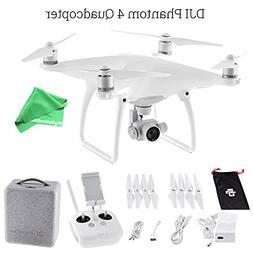 DJI Phantom 4 Quadcopter Drone Aircraft + DigitalAndMore Ult