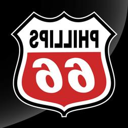 Phillips 66 Logo Vinyl Decal Sticker Gasoline Petroleum - 2