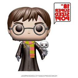 pop harry potter 18 inch with hedwig