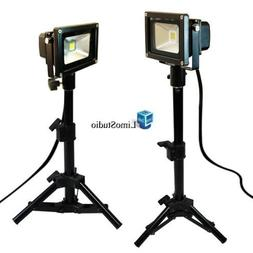 LimoStudio Portable LED Photography Table Top Photo Studio L