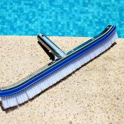 Premium 18 inch Pool Brush Head Aluminium Swimming Pool Brus