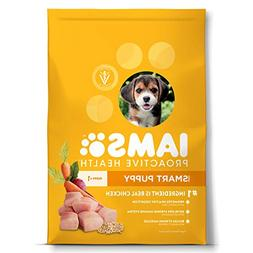 Iams ProActive Health Smart Puppy Dog Food – Chicken, 15 P