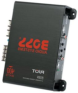 BOSS Audio Elite R1004 4 Channel Car Amplifier – 400 Watts