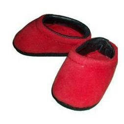 Red Clogs  Fits 18 inch American Girl Dolls