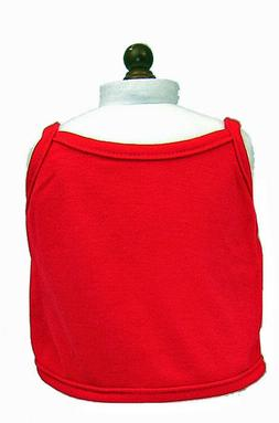 Red Tank Top  Fits 18 inch American Girl Doll