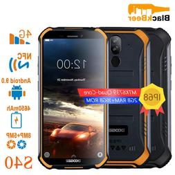 DOOGEE S40 S40 Lite IP68/IP69K Rugged Mobile Phone 5.5 <font