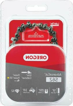 """Oregon S62 18"""" Bar Chainsaw Chain - Poulan Pro 4200 Echo CS4"""