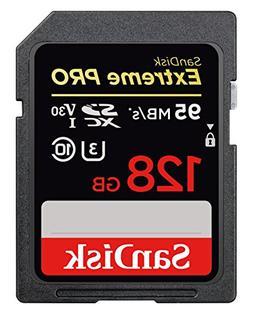 SanDisk Extreme Pro 128GB SDXC UHS-I Card