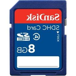 Sandisk Sdsdb-008g-b35 Secure Digital High Capacity  8 Gb