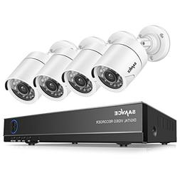 security 8ch surveillance dvr system