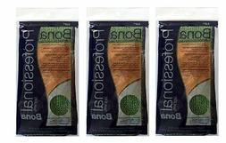 3 PACK Bona Pro Series AX0003443 18-Inch Microfiber Cleaning