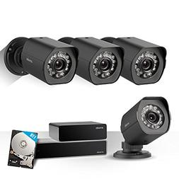 Zmodo Full HD 1080p Professional Home and Business 8CH Surve