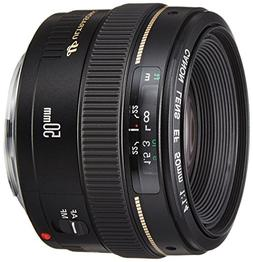 Canon single focus lens EF50mm F1.4 USM compatible with full