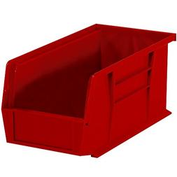 Ship Now Supply SNBINP1889R Plastic Stack & Hang Bin boxes,