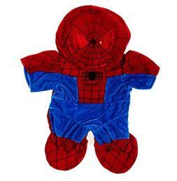 """Spider Bear Costume Teddy Bear Clothes Fits Most 14"""" - 18"""" B"""