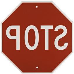 "Brady ""STOP"" Sign - 18"" Height, 18"" Width - B-959 Reflective"