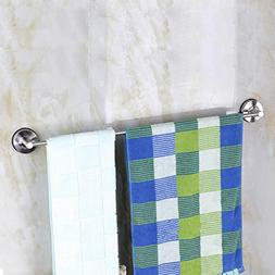 KES Suction Cup Single Towel Bar SUS 304 Stainless Steel No