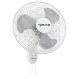 Hurricane Wall Mount Fan - 18 Inch | Supreme Series | Wall F