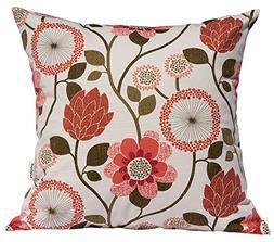 TangDepot174; 100% Cotton Floral/Flower Printcloth Decorativ