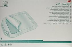 "3M Tegaderm Transparent Film Dressing - 8"" x 12"" - - Box of"