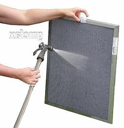 THE INCREDIBLE WASHABLE FURNACE AC FILTER * REUSABLE * ELECT