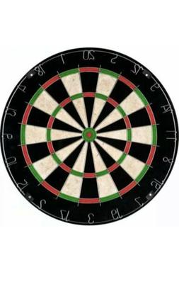 1.5 Inch Thick Bristle Dartboard with Wall Mounting Hardware