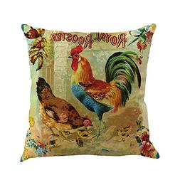 E-Scenery Clearance Sale! Throw Pillow Cases, Happy Easter R