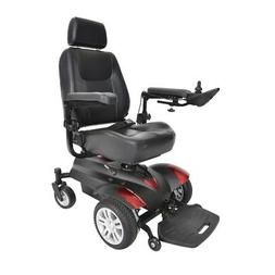 Drive Medical X23 Front Wheel Mobility Handicap Wheelchair F