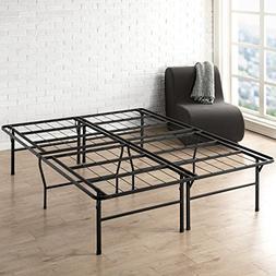 Best Price Mattress Full Bed Frame - 18 Inch Metal Platform