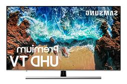 "Samsung UN55NU8000FXZA Flat 55"" 4K UHD 8 Series Smart LED TV"